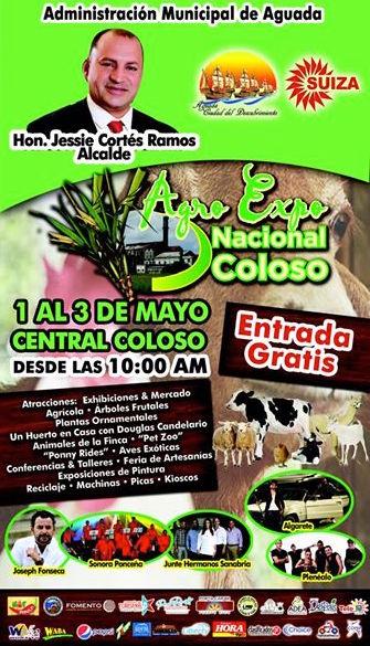Agro Expo Nacional Coloso 2015