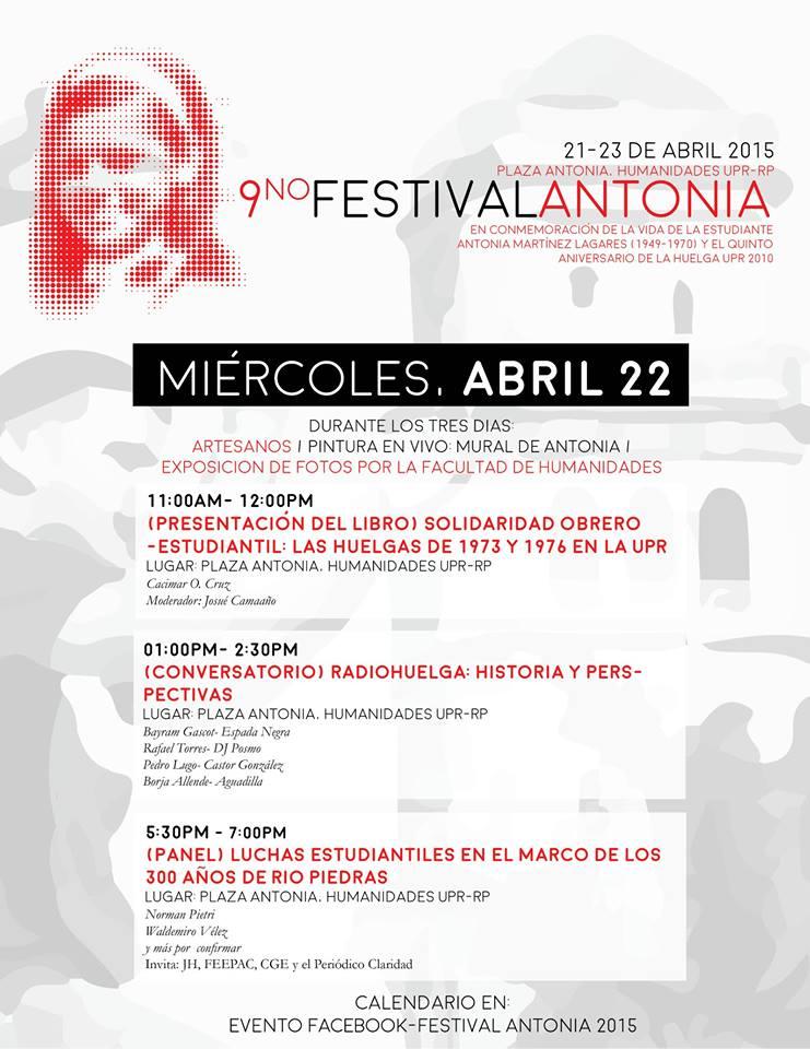 Festival Antonia 2015 2