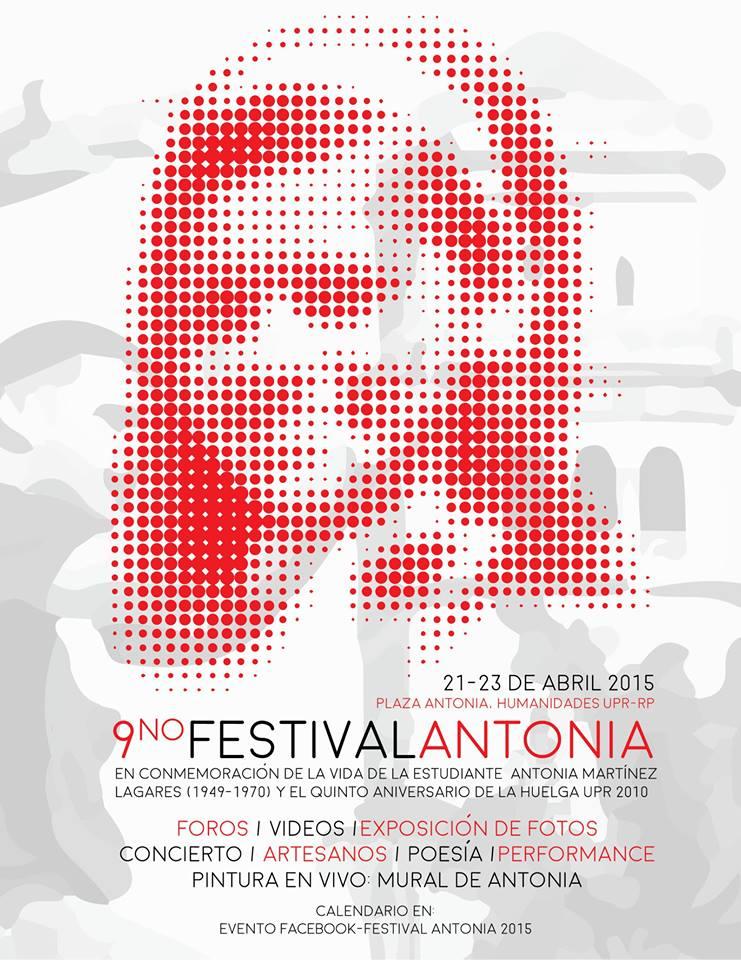 Festival Antonia 2015