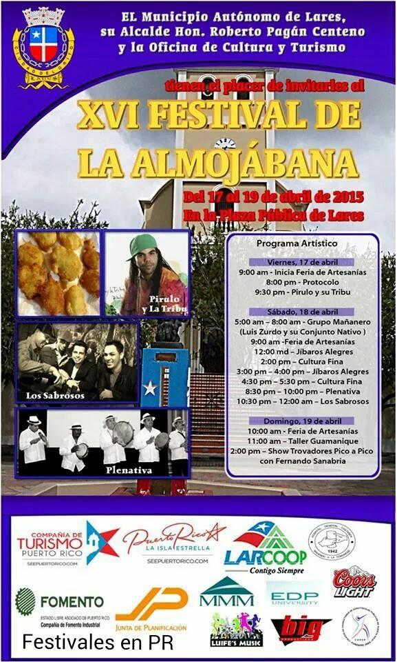 Festival de la Almojábana 2015