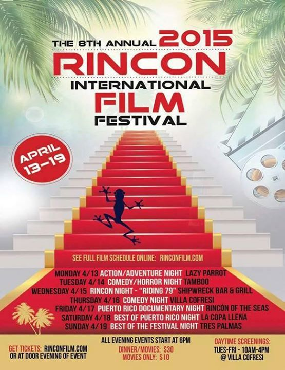 Rincón International Film Festival 2015