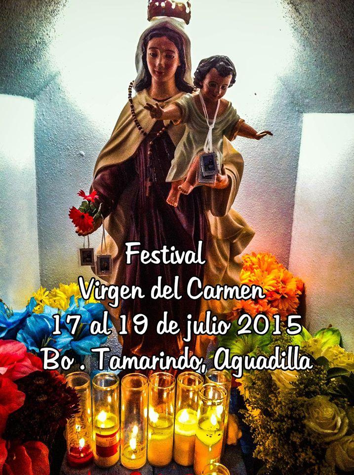 Festival de la Virgen del Carmen 2015