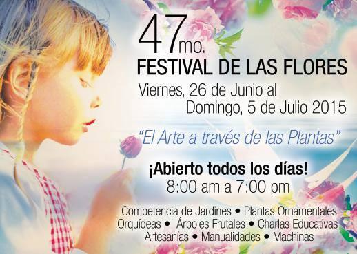 Festival de las Flores de Aibonito 2015 1