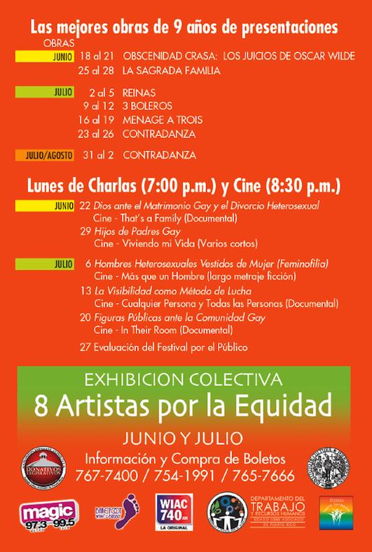 Festival de Teatro del Tercer Amor 2015 2