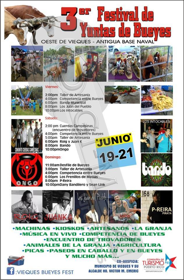 Festival de Yunta de Bueyes 2015
