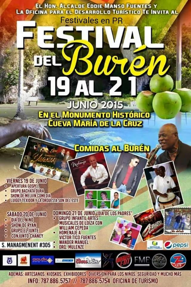 Festival del Burén 2015