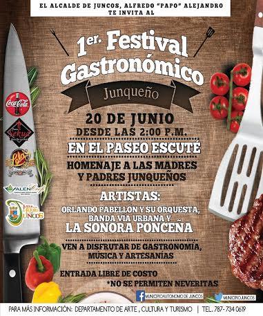 Festival Gastronómico Junqueño 2015