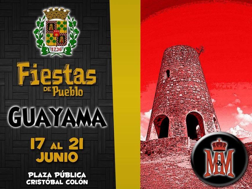 Fiestas Patronales de Guayama 2015 1