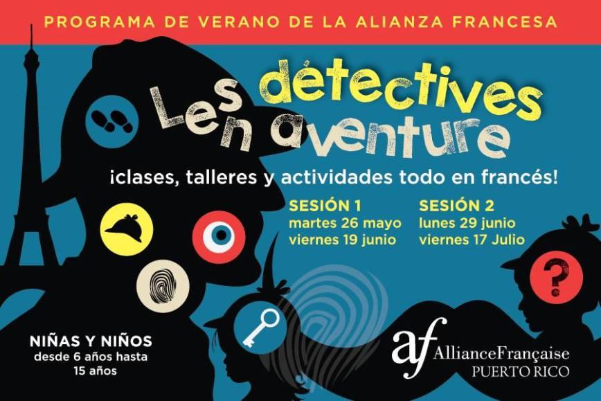 Les Detectives n Aventure 1