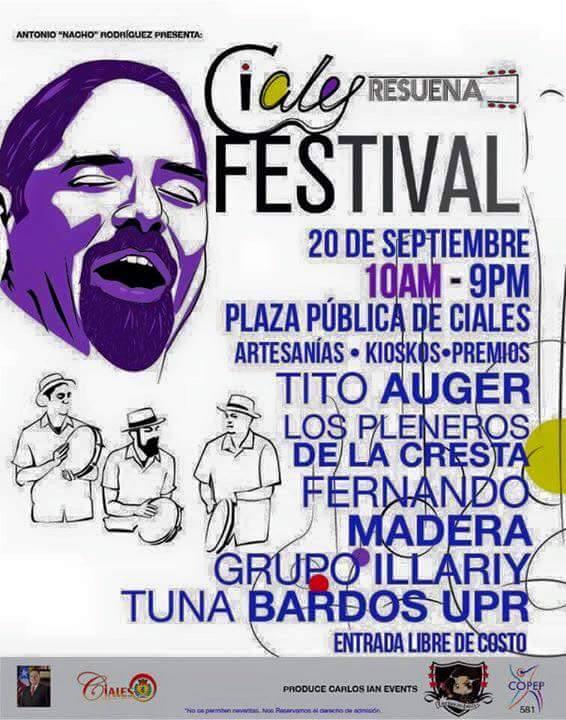 Festival Ciales Resuena