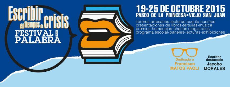 Festival de la Palabra 2015