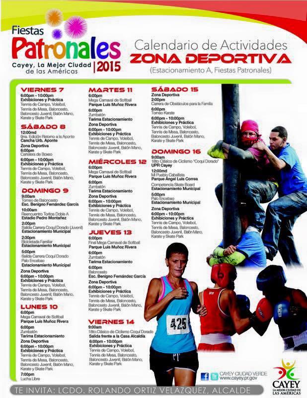 Fiestas Patronales Cayey 2