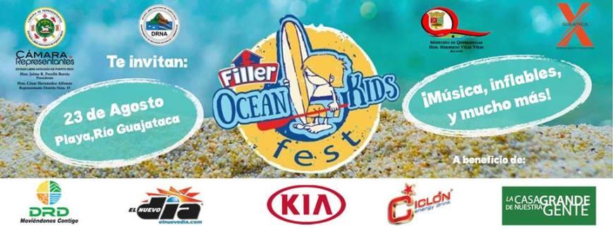 Filler Ocean Kids Fest