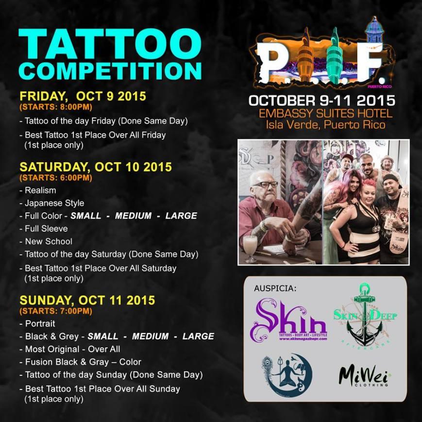 Paradise Island Ink Fest 2015 2