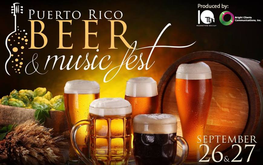 Puerto Rico Beer and Music Fest 2015