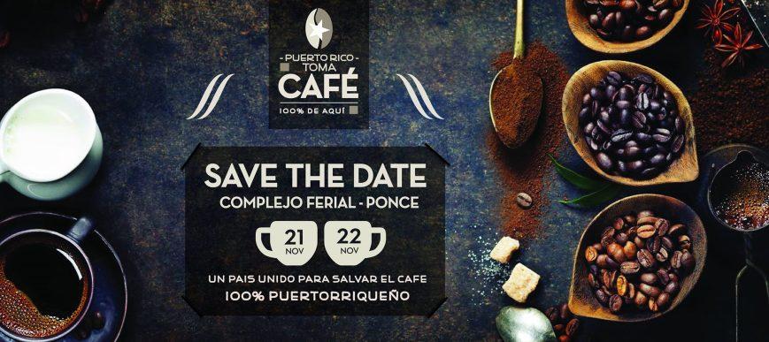 Puerto Rico Toma Café