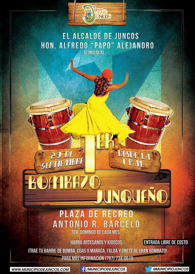 Bombazo Junqueño- Septiembre 2015