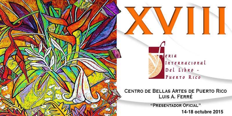 Feria Internacional del Libro de Puerto Rico 2015