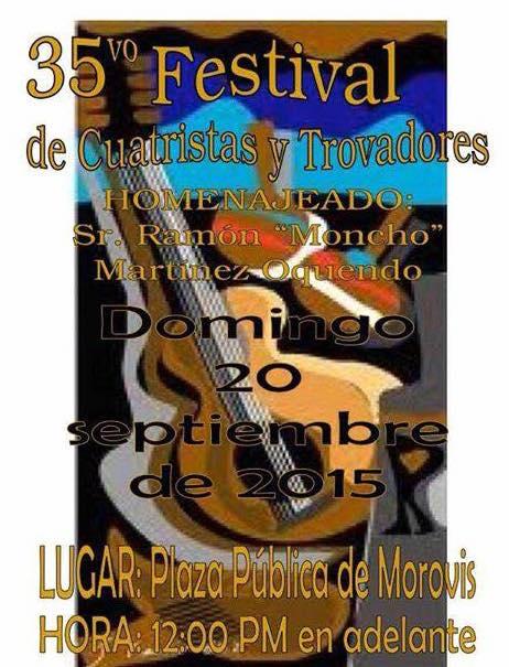 Festival de Cuatristas y Trovadores 2015