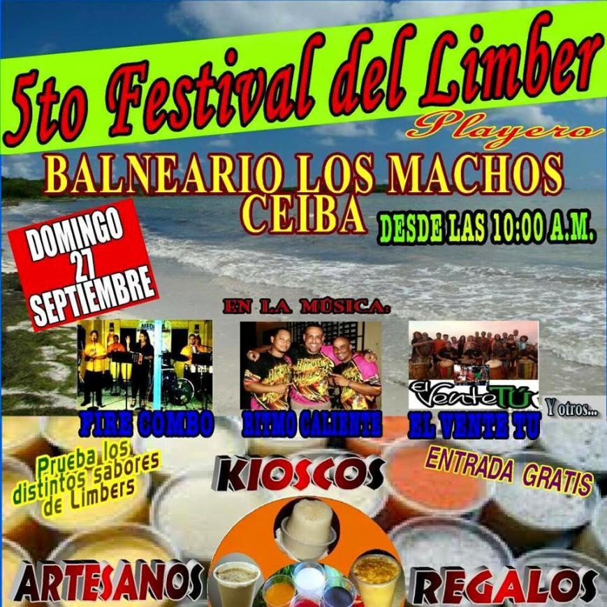 Festival del Limber Playero 2015