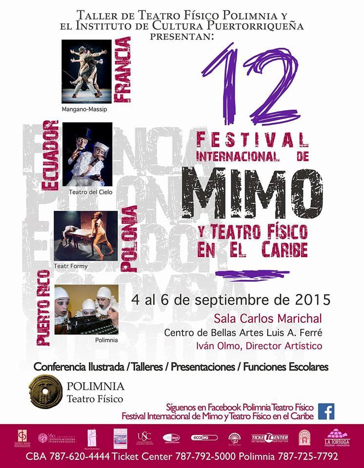Festival Internacional de Teatro Fisico en el Caribe