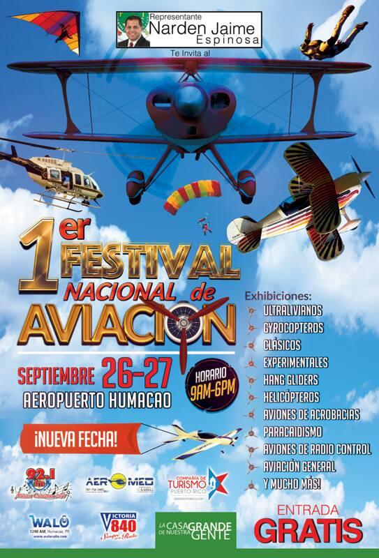 Festival Nacional de Aviación 2015