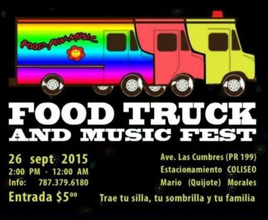 Food Truck & Music Fest 2015
