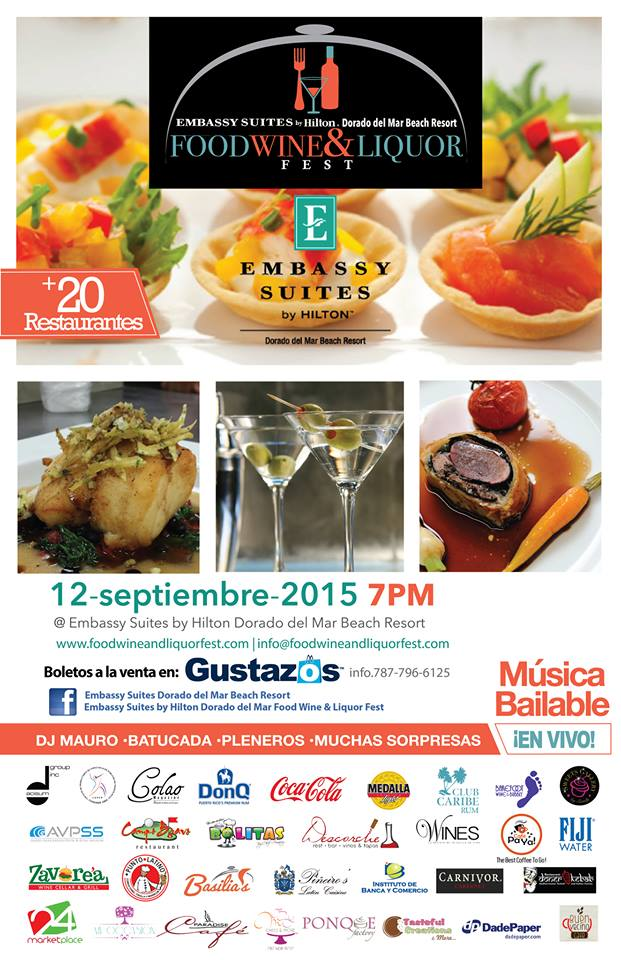 Food Wine & Liquor Fest 2015