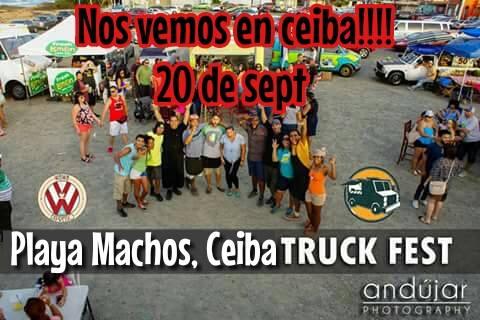 Triple Corona : Ceiba Food Truck Fest 2015