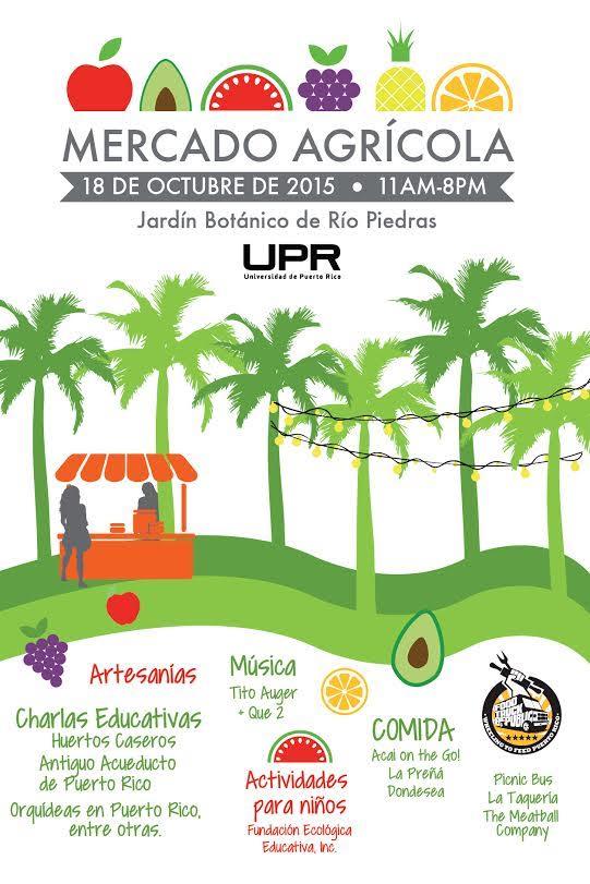 Mercado Agrícola @ Río Piedras