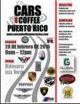 Cars and Coffee Puerto Rico 2016