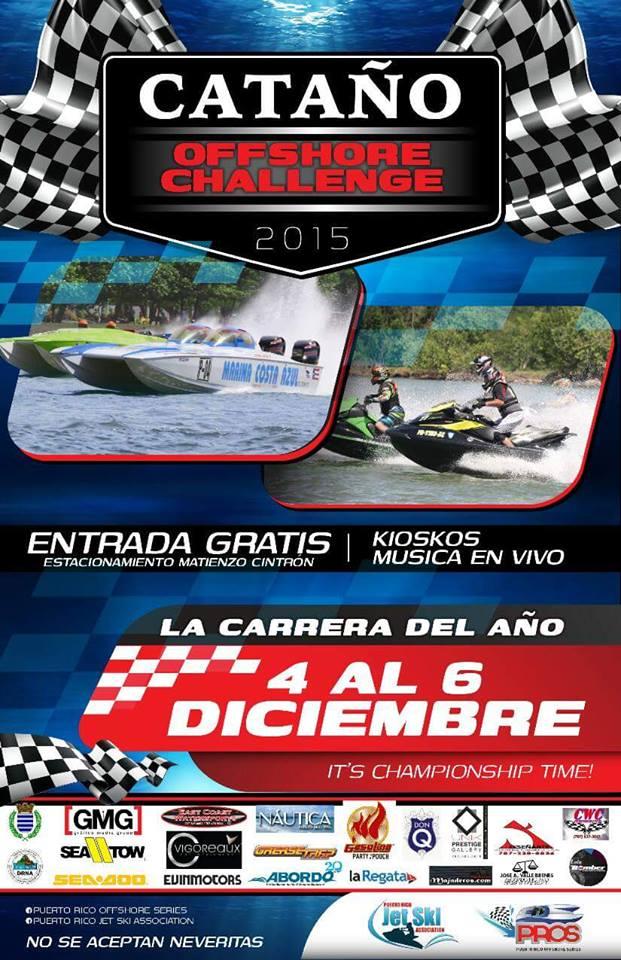 Cataño Offshore Challenge 2015 1