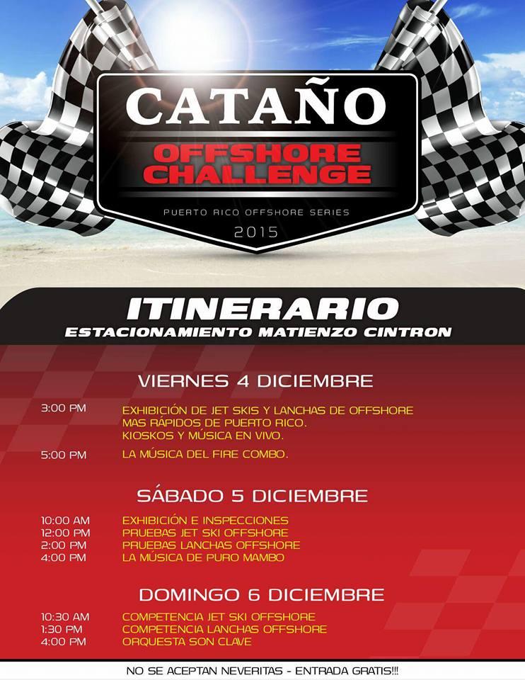 Cataño Offshore Challenge 2015 2