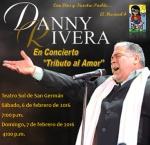 Danny Rivera: Tributo al Amor