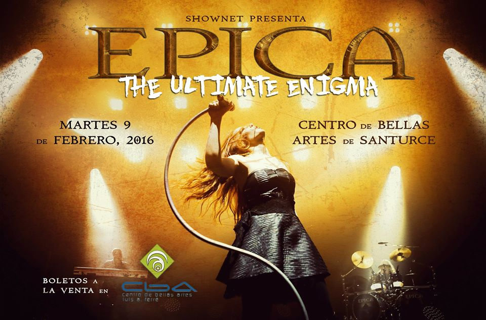 Epica: The Ultimate Enigma