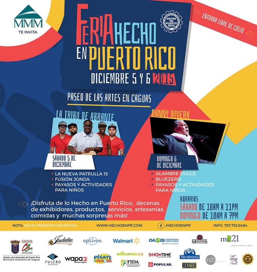 Feria Hecho en Puerto Rico 2015
