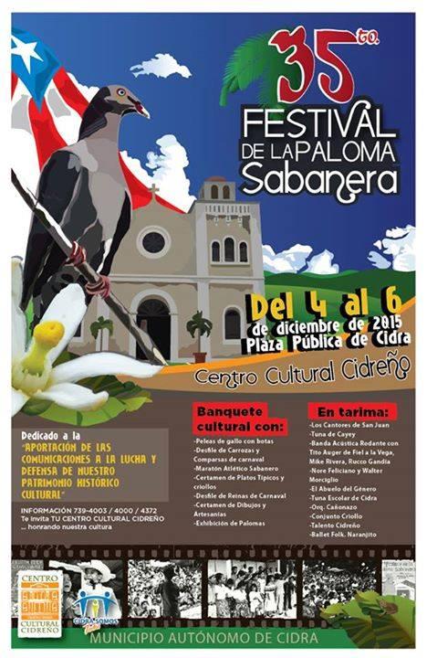 Festival de la Paloma Sabanera 2015