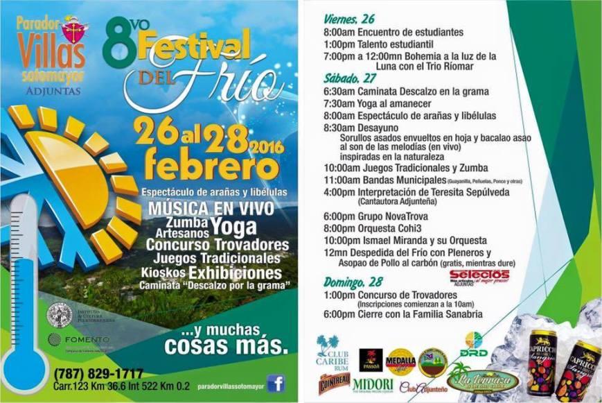 Festival del Frío 2016