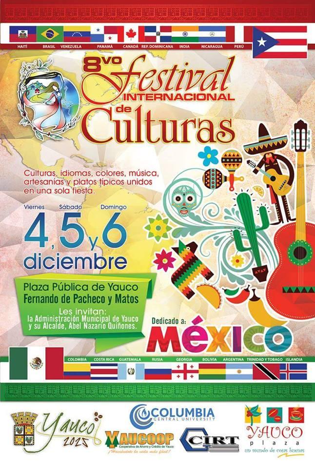 Festival Internacional de Culturas 2015
