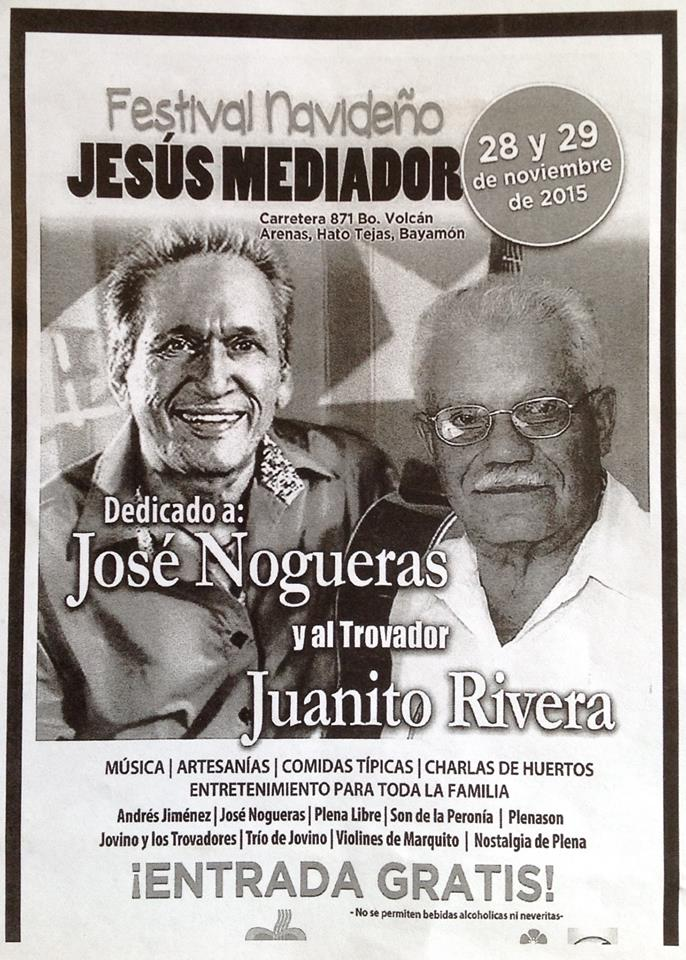 Festival Navideño Jesús Mediador 2015
