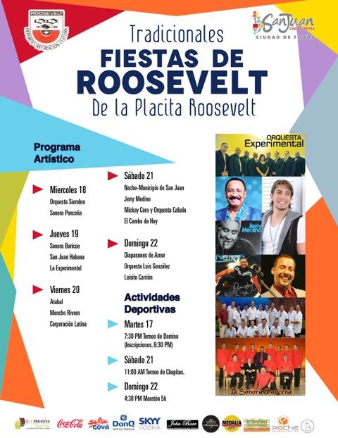 Fiestas de Roosevelt 2015
