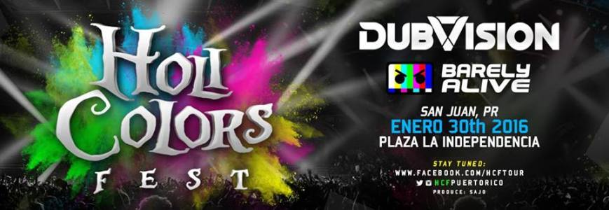 Holi Colors Fest 2016