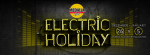 Medalla Light: Electric Holiday