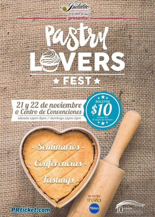 Pastry Lovers Fest 2015