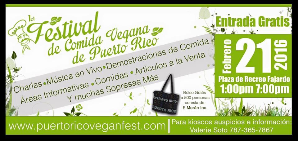 Puerto Rico Vegan Fest 2016