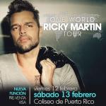 Ricky Martin: One World Tour