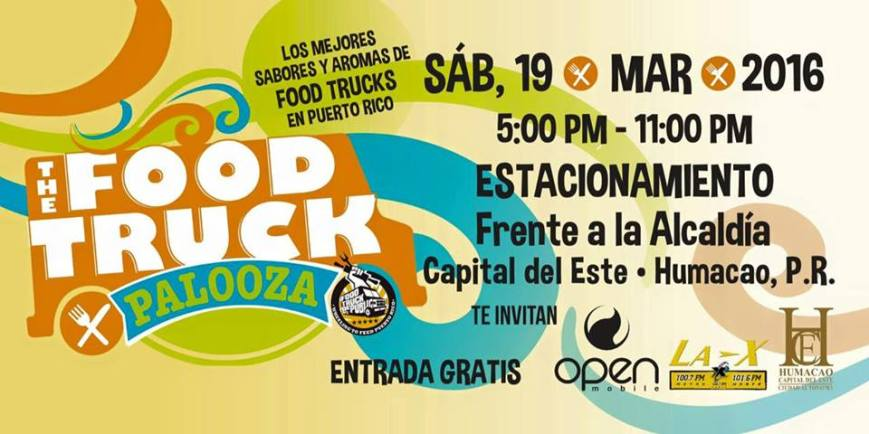 The Food Truck Palooza