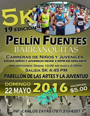 5k Pellín Fuentes
