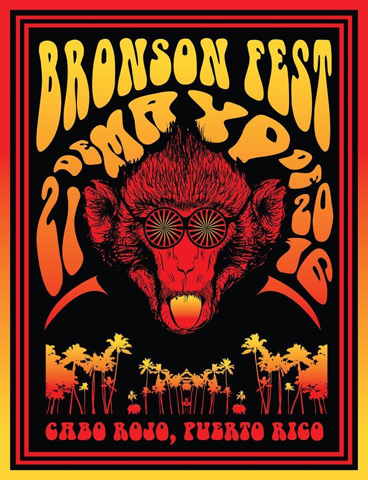 Bronson Fest 2016