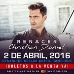 Christian Daniel: Renacer
